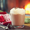 Cocoa by the fire ♥