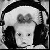 Cute Music Baby