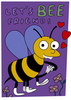 Let's BEE friends on Valentine