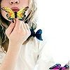 ~butterfly kisses~