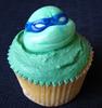Ninja Turtle Cupcake