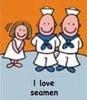 I love Seamen!