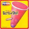 A DOUBLE cherry screwball!
