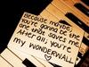 wonderwall~