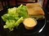 Healthy Starbucks Sandwish Salad
