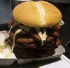 A really big Angus burger