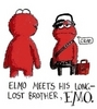 Emo meets ELMO