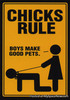 Chicks Rule!!!
