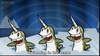 silly narwhals