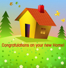 congrats on your new home... x