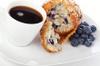 .blueberry muffin break.