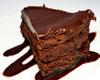 .double choco cheesecake.
