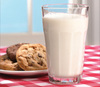 milk and cookies for breakfast