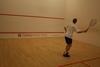 Good racket position!