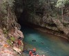 A cave tubing adventure